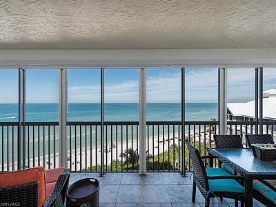 Collier County Condo/Townhouse For Sale: 9051 Gulf Shore Dr #603