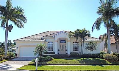 Marco Island Single Family Home Pending With Contingencies: 1121 Aztec Ct