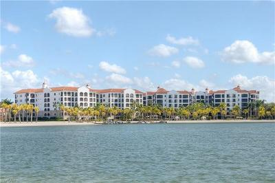Miromar Lakes Condo/Townhouse Pending With Contingencies: 10721 Mirasol Dr #505
