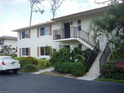 Naples Condo/Townhouse For Sale: 236 Albi Rd #4