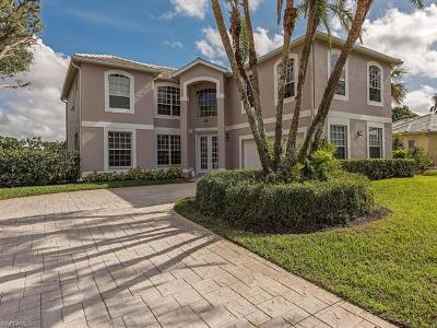 Bonita Springs Single Family Home For Sale: 9071 Cedar Creek Dr