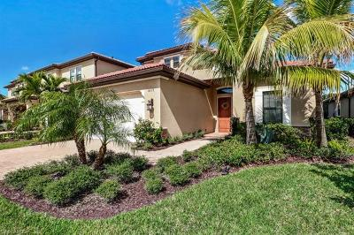 Naples Single Family Home For Sale: 14319 Tuscany Pointe Trl