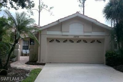 Bonita Springs Condo/Townhouse For Sale: 12733 Maiden Cane Ln
