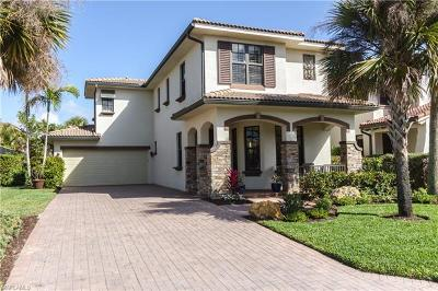 Collier County, Lee County Single Family Home For Sale: 1257 Kendari Ter