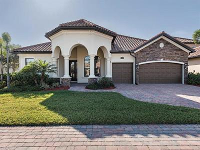 Naples Single Family Home For Sale: 9565 Siracusa Ct