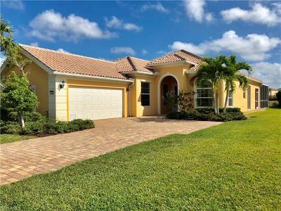 Single Family Home For Sale: 7062 Toscana Ct