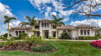 Collier County, Lee County Single Family Home For Sale: 13970 Williston Way