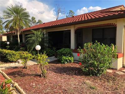 Naples FL Condo/Townhouse For Sale: $193,900