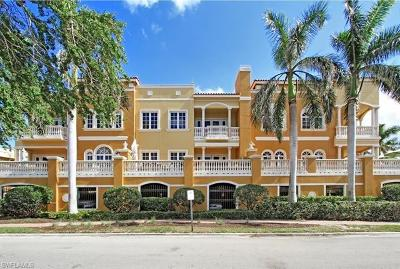 Naples Condo/Townhouse For Sale: 617 6th Ave S