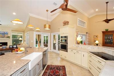 Naples Single Family Home For Sale: 812 Pitch Apple Ln