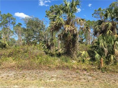 Collier County Residential Lots & Land For Sale: 12th Ave SE