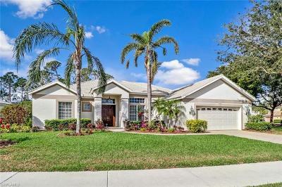 Naples Single Family Home For Sale: 8515 Gleneagle Way