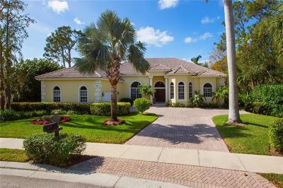 Naples Single Family Home For Sale: 2280 Hawksridge Loop