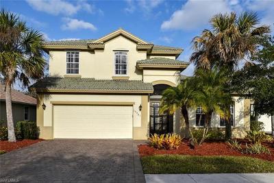 Naples Single Family Home For Sale: 15561 Vallecas Ln