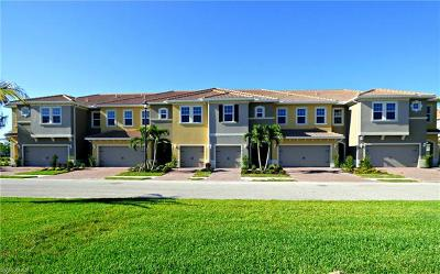 Fort Myers Condo/Townhouse For Sale: 3834 Tilbor Cir