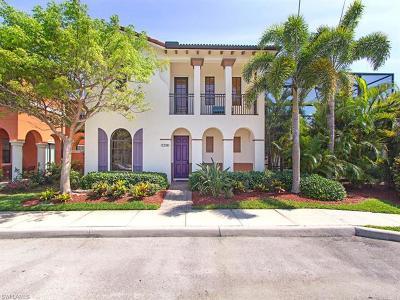 Naples Single Family Home For Sale: 1258 Kendari Ter