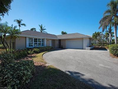 Naples Single Family Home For Sale: 560 Ketch Dr