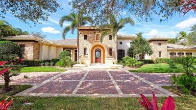 Collier County, Lee County Single Family Home For Sale: 4467 Wayside Dr
