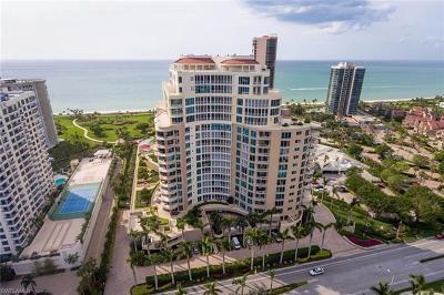 Condo/Townhouse For Sale: 4501 Gulf Shore Blvd N #604