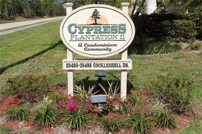 Bonita Springs Condo/Townhouse For Sale: 25480 Cockleshell Dr #1002