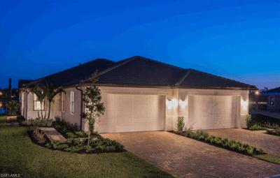 Collier County, Lee County Single Family Home For Sale: 1439 Oceania Dr S