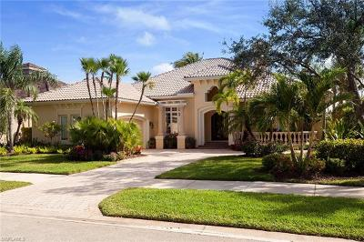 Naples Single Family Home For Sale: 7786 Mulberry Ln