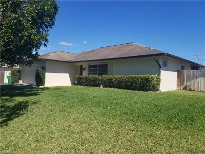 Naples Single Family Home For Sale: 2732 44th Ter SW