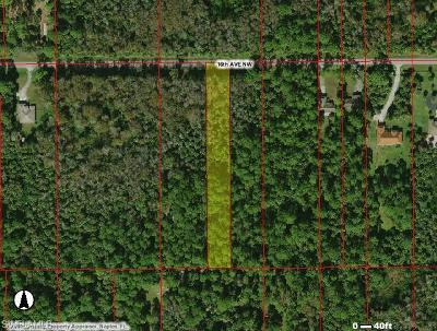 Collier County Residential Lots & Land For Sale: 16th Ave NW