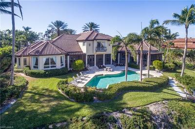 Naples FL Single Family Home For Sale: $9,590,000