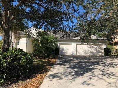 Naples FL Single Family Home For Sale: $546,000