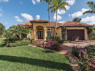 Naples Single Family Home For Sale: 4785 Kittiwake Ct