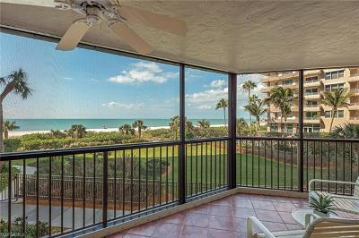 Marco Island Condo/Townhouse For Sale: 840 S Collier Blvd #206