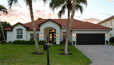 Naples Single Family Home For Sale: 7218 Mill Run Cir