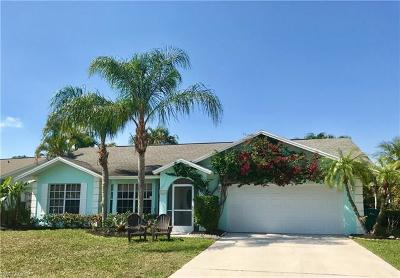 Naples Single Family Home For Sale: 1118 Forest Lakes Blvd