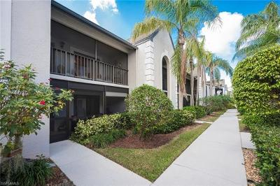 Naples Condo/Townhouse For Sale: 509 Veranda Way #E105