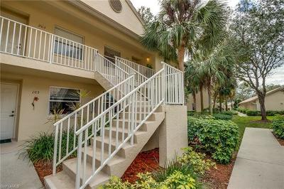 Naples Condo/Townhouse For Sale: 241 Robin Hood Cir #204