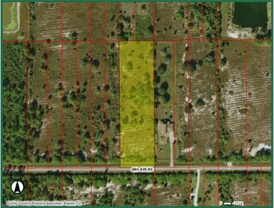 Collier County Residential Lots & Land For Sale: 3615 68th Ave NE
