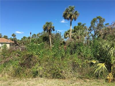 Collier County Residential Lots & Land For Sale: 20th Ave SE
