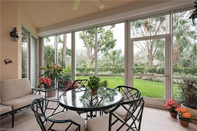 Naples FL Condo/Townhouse For Sale: $850,000