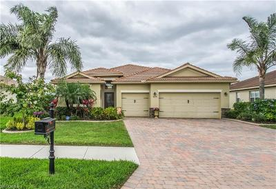 Naples Single Family Home For Sale: 8078 Princeton Dr