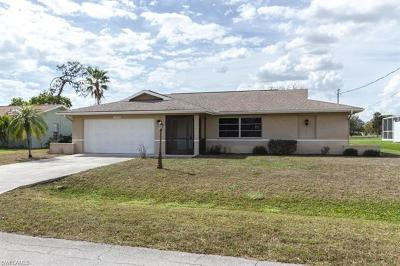 Fort Myers Single Family Home For Sale: 18008 Laurel Valley Rd
