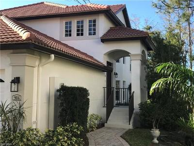 Naples FL Condo/Townhouse For Sale: $475,000