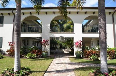 Naples Condo/Townhouse For Sale: 960 7th St S #101