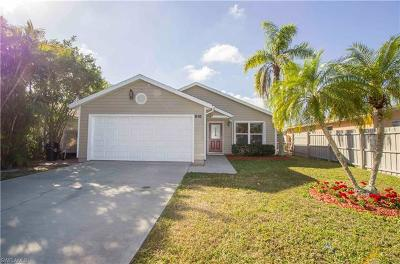 Naples Single Family Home For Sale: 818 97th Ave N