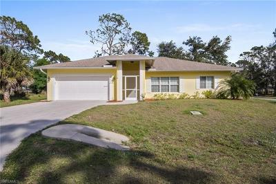 Bonita Springs Single Family Home For Sale: 12025 River View Dr