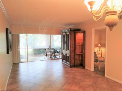 Naples Condo/Townhouse For Sale: 820 Ketch Dr #2