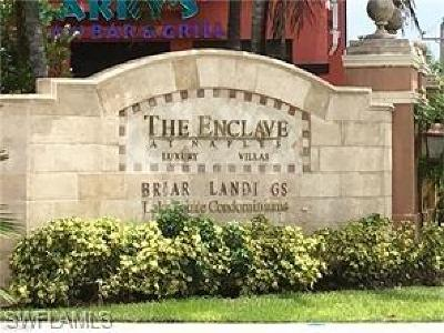 Naples FL Condo/Townhouse For Sale: $178,500