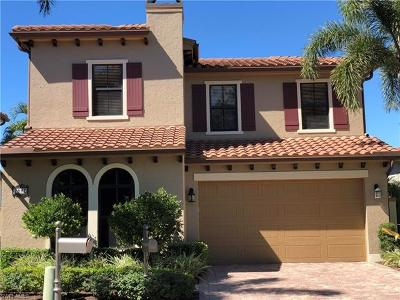 Naples Single Family Home For Sale: 7887 Alicante Ct