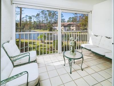 Naples Condo/Townhouse For Sale: 5656 Woodmere Lake Cir #C-204