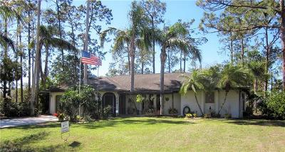 Lehigh Acres Single Family Home Pending With Contingencies: 809 Calvin Ave